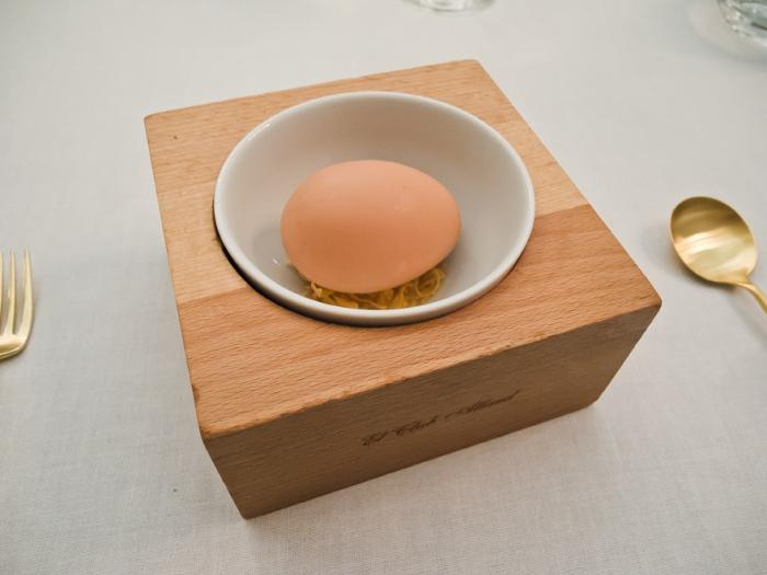 Poché Egg