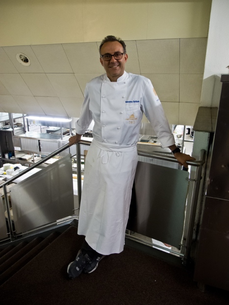 Signore Massimo Bottura