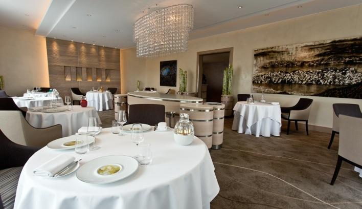 Restaurant de l'hôtel de ville, Crissier, Suisse