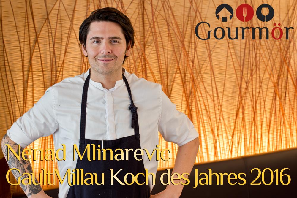 Gault millau schweiz 2016 gourm r das genussmagazin for Koch des jahres 2016