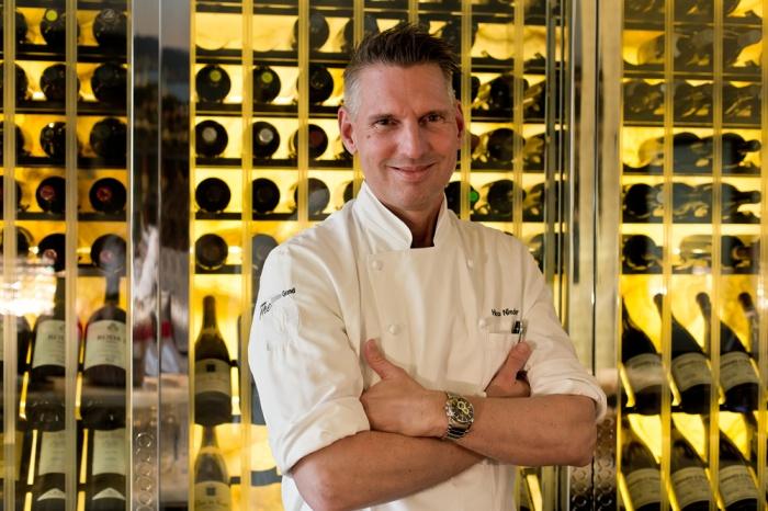 Gault Millau Koch des Jahres 2019 Heiko Nieder The Restaurant The Doler Grand