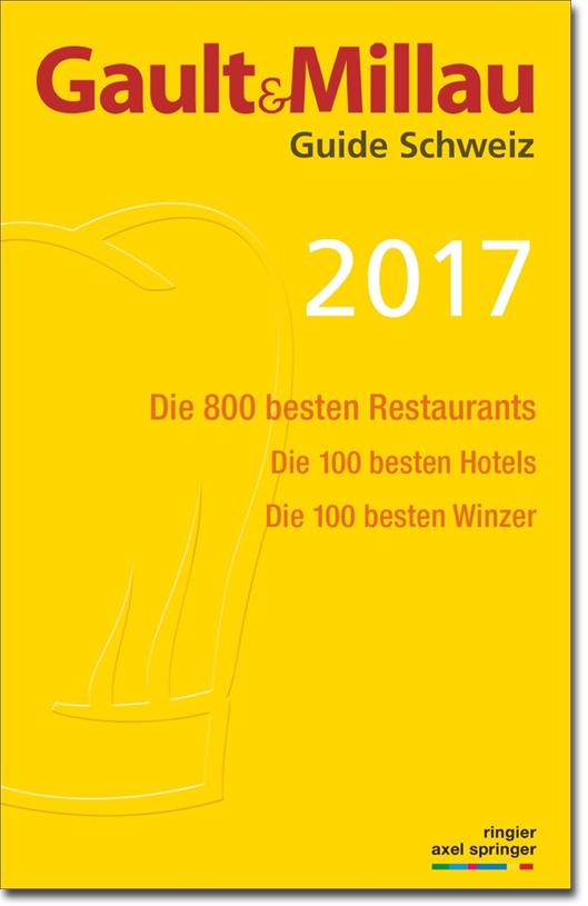 Gault millau schweiz 2017 gourm r das genussmagazin for Koch des jahres 2017