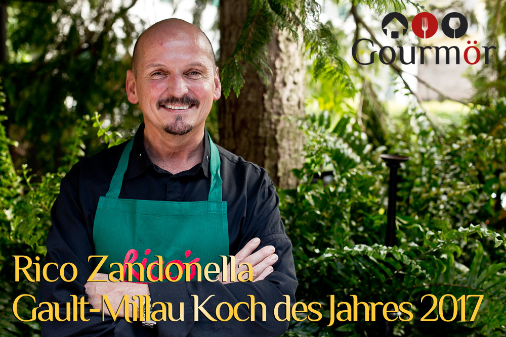 Gourm r das genussmagazin ber die besten restaurants for Koch des jahres 2016