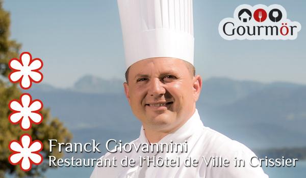 Franck Giovannini Hotel de Ville Crissier