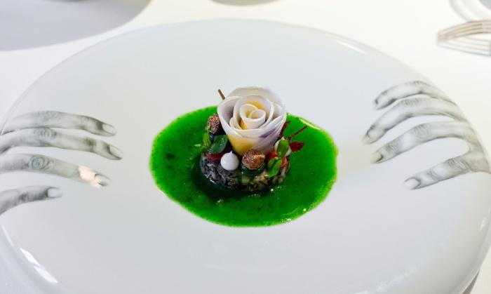 Essen im Einstein Gourmet in St. Gallen