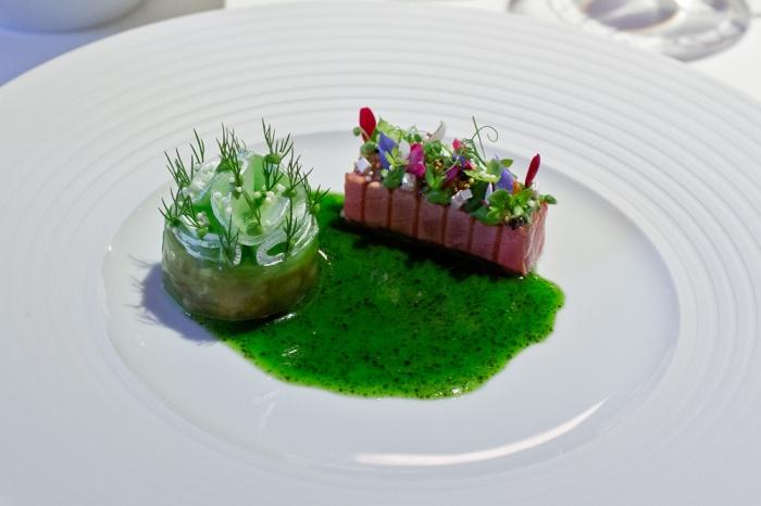 im Einstein Gourmet in St. Gallen