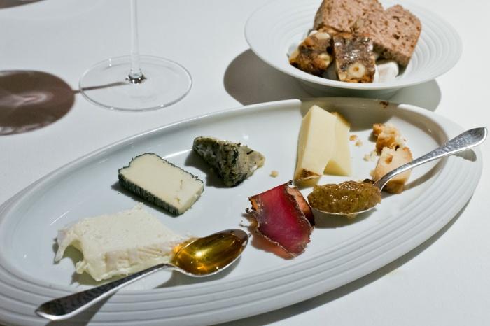 Käse im Einstein Gourmet in St. Gallen