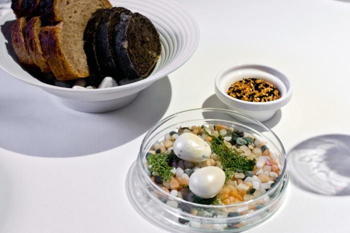 Brot im Einstein Gourmet in St. Gallen